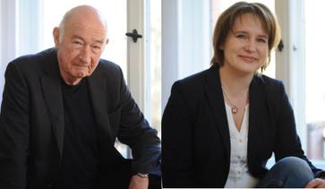 Rainer Molzahn und Peggy Kammer
