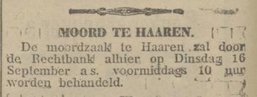Provinciale Noordbrabantsche en 's Hertogenbossche courant 08-08-1919