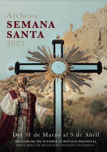 Cartel de la Semana Santa de Archena 2016