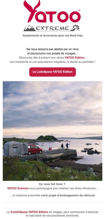 Agence nuntius - Création de newsletter d'acquisition ou de fidélisation de vos clientèles - Agence de communication Loir-et-Cher Sologne