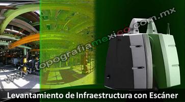 Levantamiento de Infraestructura con Escáner