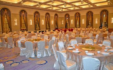 Mandarin Oriental Taipei Grand Ballroom