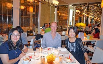 Cafe Un Deux Trois Mandarin Oriental Taipei