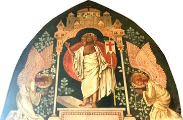 Auferstehung, Weißenthurm, Pfarrkirche hl. Dreifaltigkeit