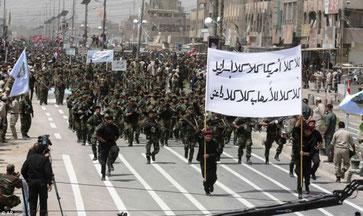 Veludstyrede IS-militser
