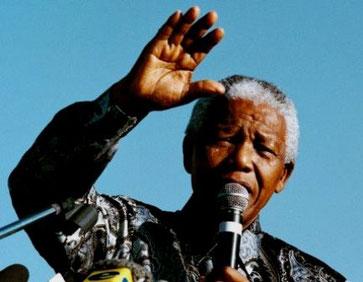Amandla! Ngawethu! Madiba!