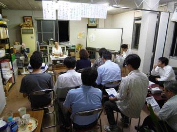 茨城県社協さんや茨城・旧里美村の移送サービスNPOの方もいらっしゃいました。濃密でした。