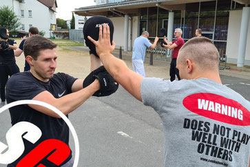 SC Int'l - Street Combatives - Instructor Development Program - Coach - Apprentice Instructor - Instructor - Trainerausbildung - Kampfsport Selbstverteidigung Selbstschutz Krav Maga