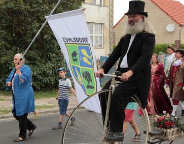 Auch 2015 gibt's wieder ein Heidefest - dann als zentrales Bürgerfest unserer Gemeinde