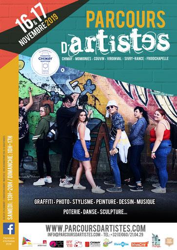 Parccours d'Artistes Chimay