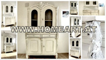 Shabby Chic Design by Home Art