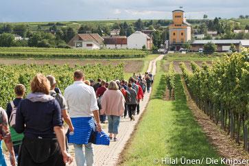 Fast 1500 Menschen konnte der Gewerbeverein Osthofen diesmal verzeichnen.