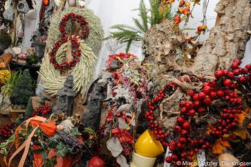 Regionale Züchter sind die ersten Anlaufstellen, wenn es um die Blumen von Frau Bumb geht.