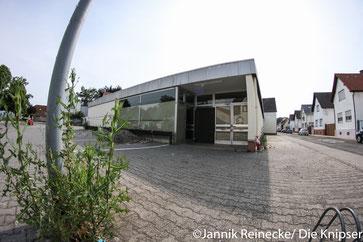 Das ehemalige Nettogelände Osthofen.