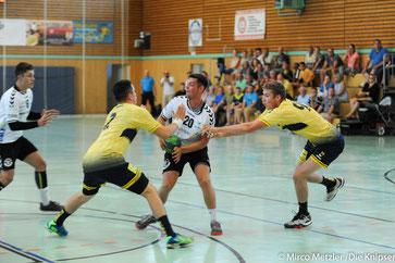 Klarer Sieg für die HSG Worms gegen SG Kronau-Östringen.