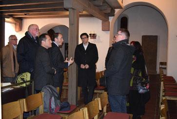 Sanierung der Magnuskirche in Worms soll bis 2021 fertig sein