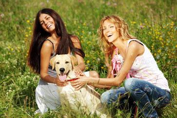 Hundetrainer 2 Frauen