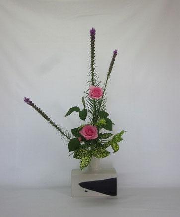 2014.6.9 飾り花          by Yukieさん