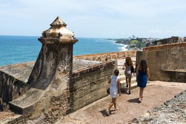 Old San Juan Puerto Rico, Karibik, Karibische Inseln