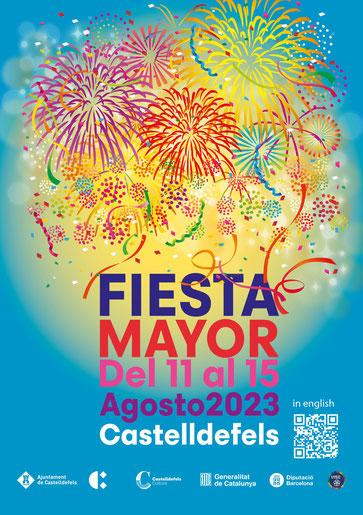 Fiestas en Castelldefels Festa Major