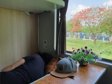 Zug nach Ninh Binh