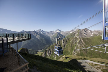 Alp Trider Sattel in Samnaun, Foto: Andrea Badrutt, Chur