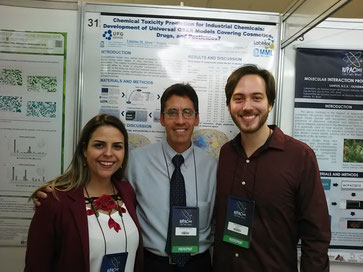Dr. Carolina H. Andrade y Dr. Vinicius M. Alves
