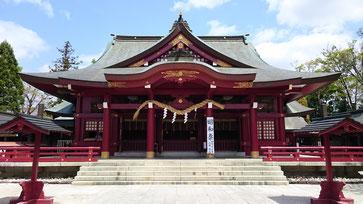 笠間稲荷神社(茨城県).j