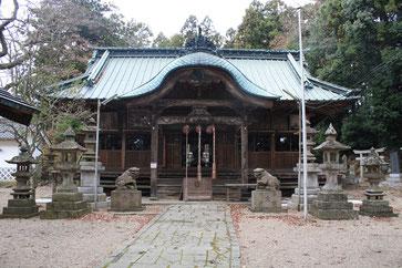 安達太良神社(福島県)