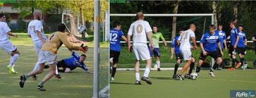 Kampf, Leidenschaft und Einsatz der Kicker's 2010