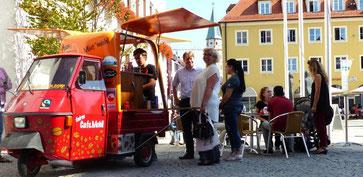 Foto: Faires Café Mobil (Herbert Meier)