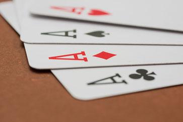 Geschichte der Kartenspiele