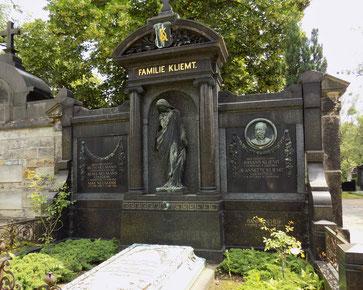 Grabmal Kliemt Johannisfriedhof Dresden Bild: Susann Wuschko