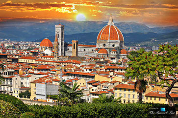Florence-Basilica of Saint Mary of the Flower