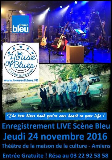 Live France Bleu Picardie