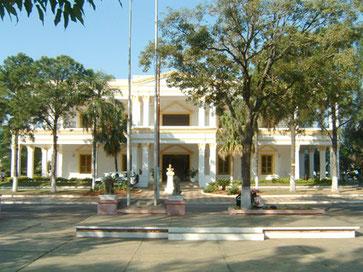 Das Rathaus von Villarrica