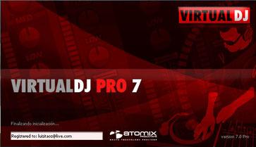 Virtual DJ PRO 7