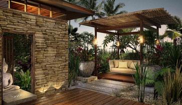 Votre villa Jacaranta à BALACLAVA ILE MAURICE