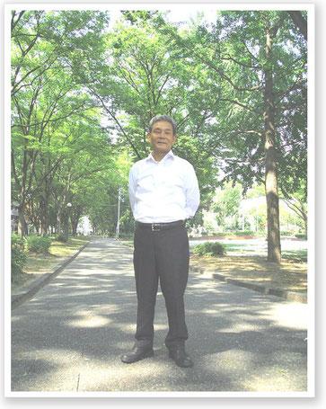 全国エネルギー管理士連盟・田中茂男代表理事の写真