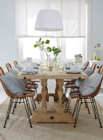 Esstisch, Ratgeber, Tipps, welchen Tisch für welches Zimmer, Wohnberatung, Einrichtung, passenden Esstisch finden