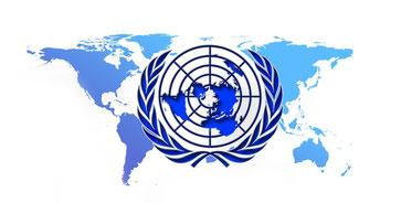 UNO-Weltkarte