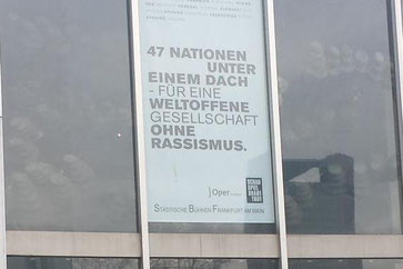 Opfer Frankfurt gegen Rassismus
