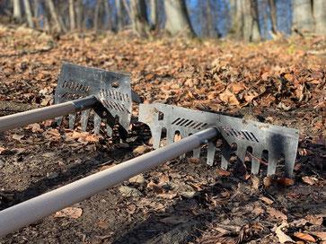 Trailbau-Werkzeuge der ebenfalls deutschen Firma Dörte-Tools ©Dörte Tools