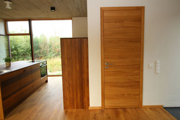 Zimmertür vom Tischler