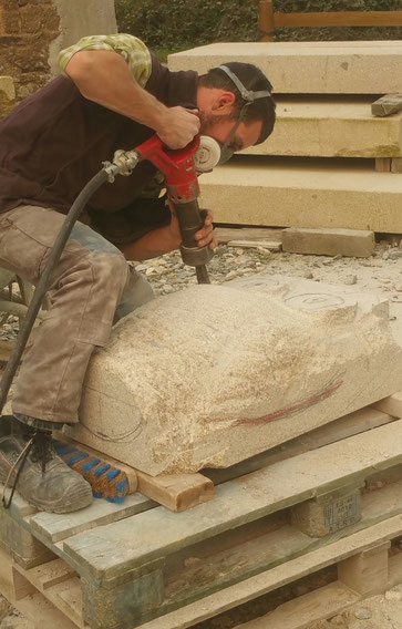 Cedric Maherault Tailleur de pierre