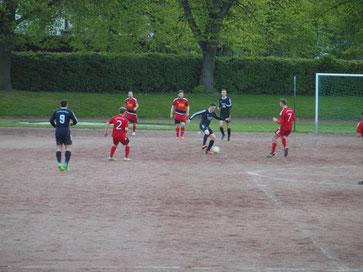 Mit dem 3:2 Sieg über Ahrweiler BC III gewinnt der SC Sinzig die Meisterschaft
