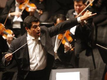 séquence sur l'orchestre symphonique