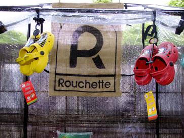 Rouchette, ZAMIS Anabel et Axel, les sabots pour les enfants