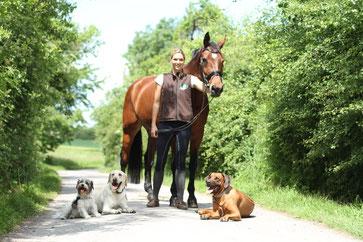 Kira Podlesch Tierphysiotherapie Kontakt