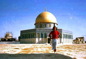 Rad - ISRAEL 1979: Negev Wüste - Sinai - Berg Moses - Jerusalem